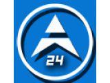 Логотип АНГАР24