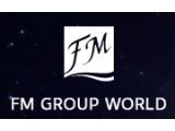Логотип FM Group Russia, торговая компания, представительство в г. Красноярске