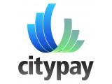 Логотип CityPay (Ситипэй) кассы по приему платежей