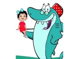 Логотип Стоматология Акула